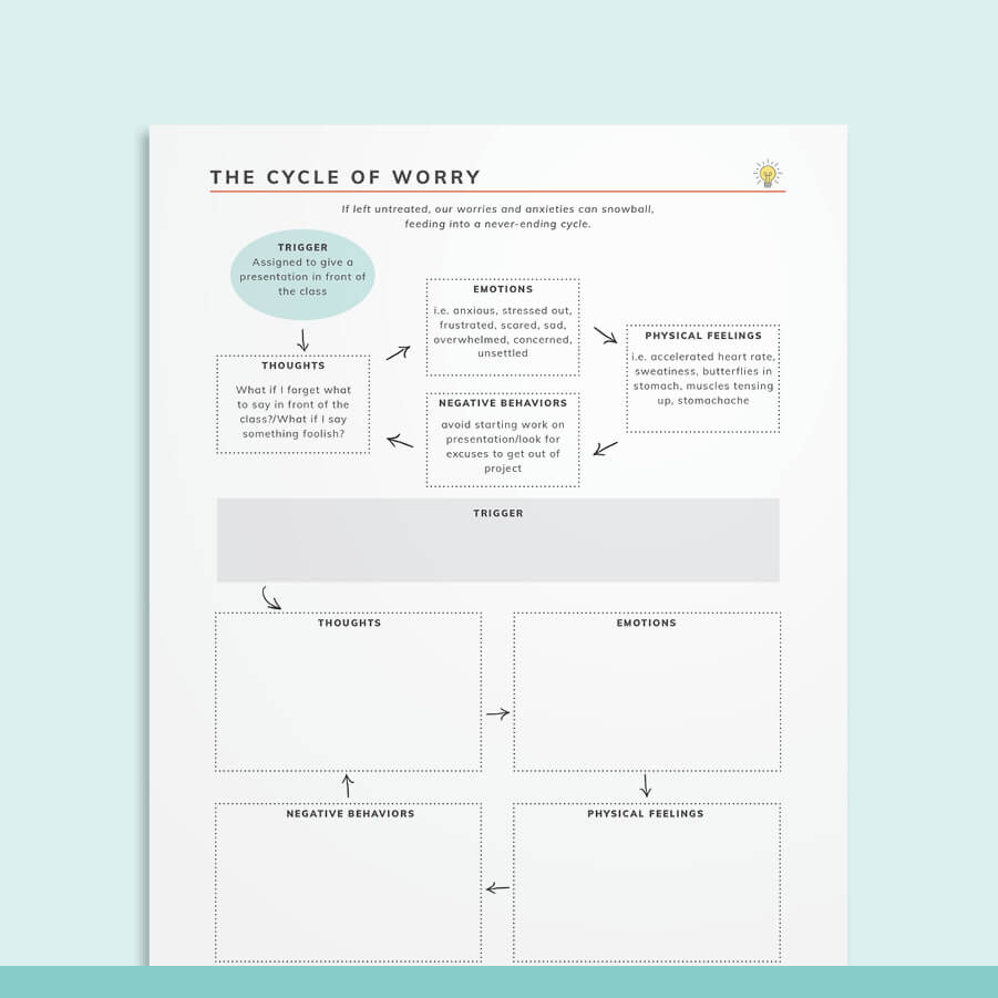 Join the Mental Health Printables Library   Mental Health ...